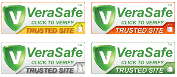 Sample VeraSafe Trust Seals